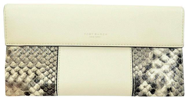 Item - Ivory Block-T T Travel Ticket Sleeve Multi Wallet