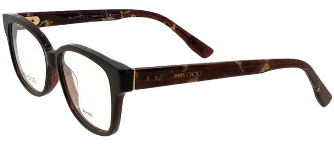 Item - Brown Jc-137-j3p-51 Eyeglasses Size 51mm 15mm 140mm