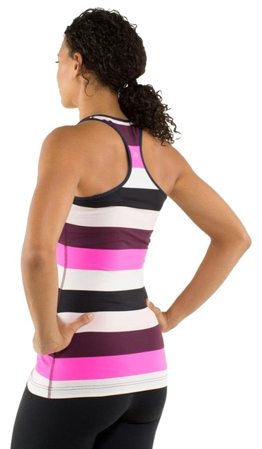 Item - Cool Striped Tank Activewear Top Size 6 (S)