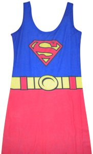 DC Comics short dress Multicolor Sleeveless Pullover on Tradesy