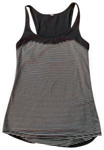 Lululemon fitted striped tank