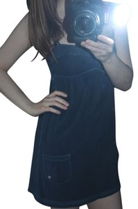 Abercrombie & Fitch short dress Navy Blue on Tradesy