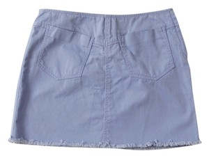 J.Crew Mini Preppy Mini Skirt huckleberry
