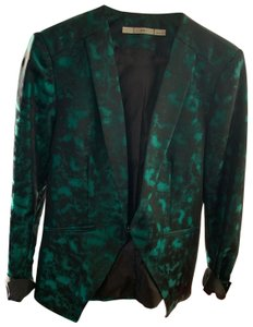 Gibson black and green Jacket