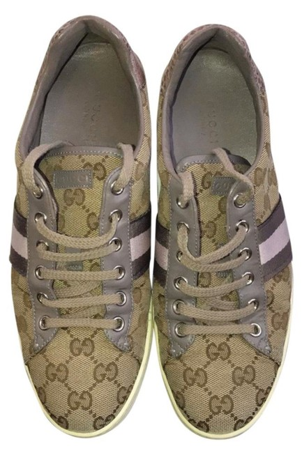 Item - Brown 24163688 Sneakers Size US 8 Wide (C, D)