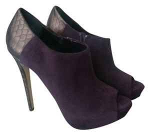 Boutique 9 Purple Boots