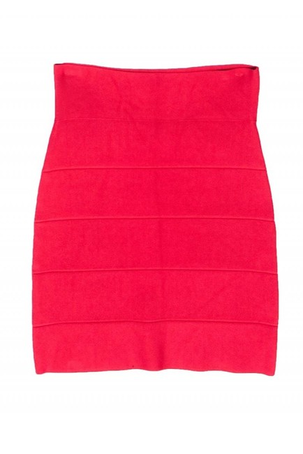 Item - Red Skirt Size 4 (S)