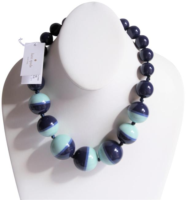 Item - Blue New with Tags Bowery Ball Necklace