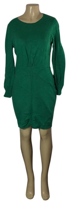 Item - Green Nice Mid-length Cocktail Dress Size 10 (M)