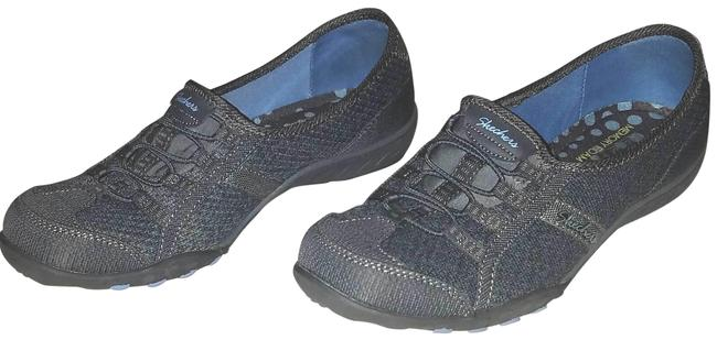 Item - Gray Breathe Easy Save The Day Fashion Sneakers Size US 6.5 Regular (M, B)