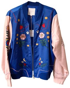 Ban.do blue and pink Jacket