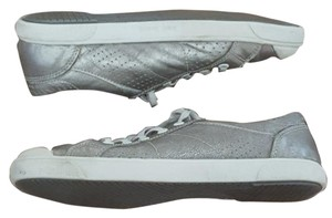 Josef Seibel Metallic Silver Athletic