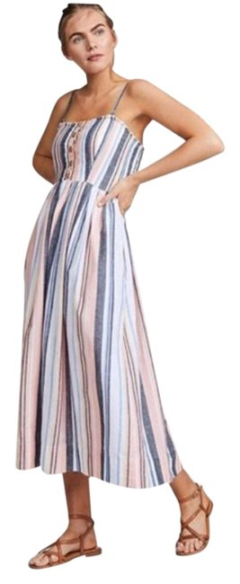 Item - Multicolor Lilah Mid-length Casual Maxi Dress Size 6 (S)