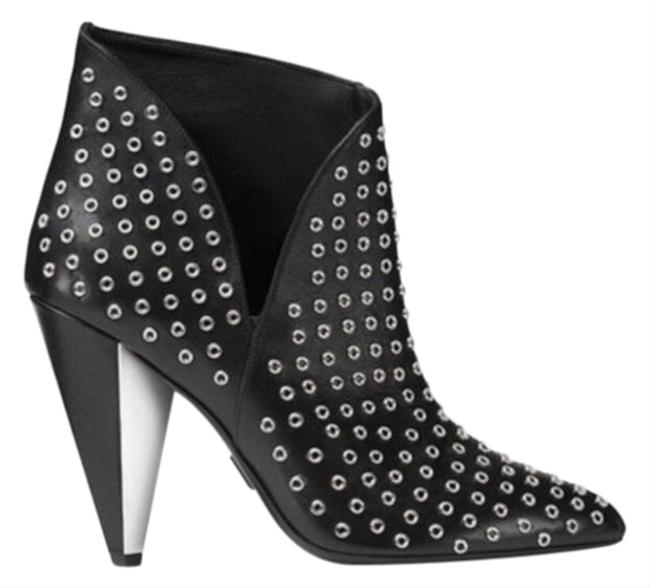 Item - Black Angelina Grommeted Ankle Boots✨new Boots/Booties Size EU 36 (Approx. US 6) Regular (M, B)