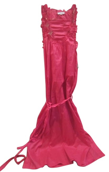 Item - Fuchsia Cover-up/Sarong Size 4 (S)