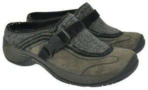 Merrell Suede Shadow gray Mules