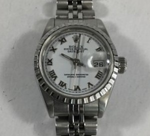 Rolex 26mm Stainless Steel Ladies Rolex Datejust