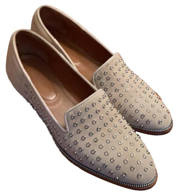 Item - Beige Flats Size EU 40 (Approx. US 10) Regular (M, B)