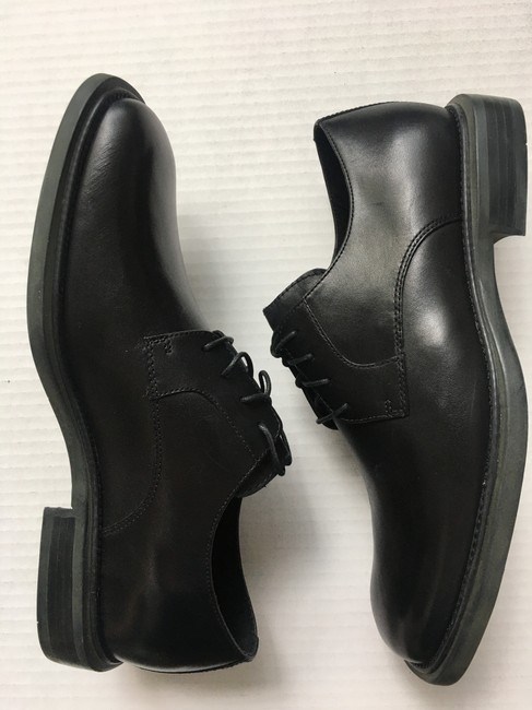 Item - Black New New York Square Oxfords Size 10 Shoes