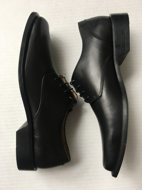 Item - Black New New York Square Oxfords Size 11 Shoes