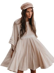 Spell & the Gypsy Collective short dress neutral on Tradesy