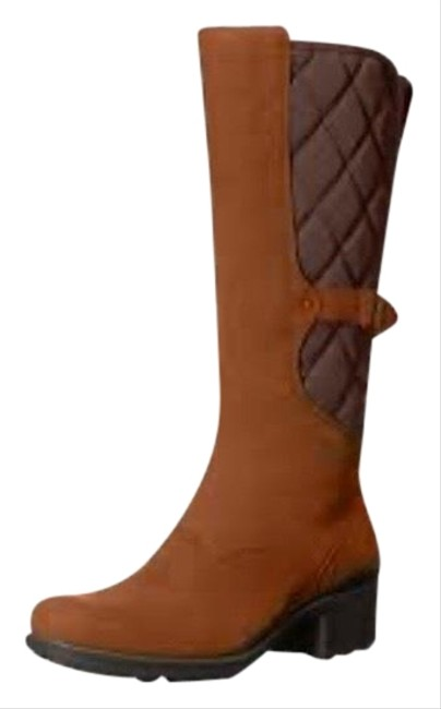Item - Brown Womens Chateau Leather Closed Toe Knee High Cold Weather Boots/Booties Size US 11 Regular (M, B)