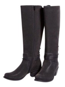 Maurices black Boots