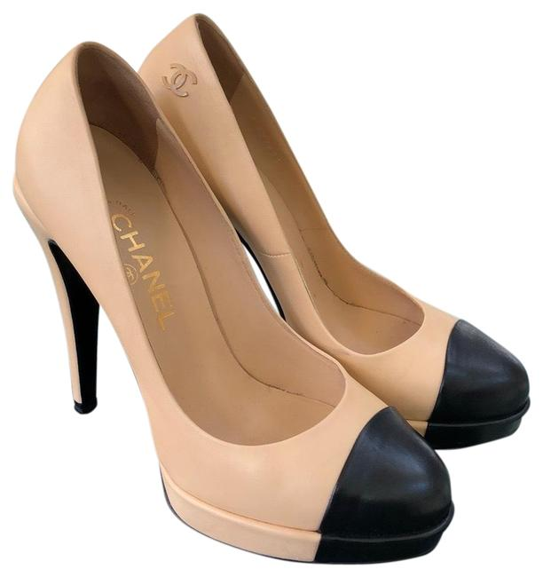 Item - Beige Pumps Size US 9 Regular (M, B)