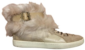 Alexander McQueen Beige Athletic