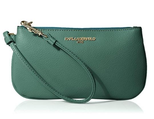 Preload https://img-static.tradesy.com/item/26969891/karl-lagerfeld-paris-hermine-imported-hunter-green-leather-wristlet-0-0-540-540.jpg