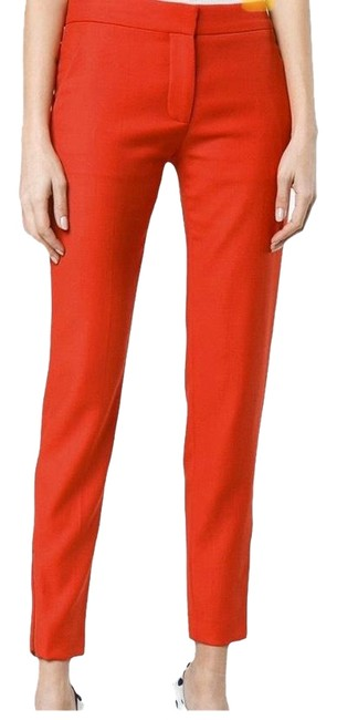 Item - Orange Wool Vivian Style Pants Size 2 (XS, 26)
