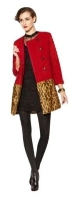 Preload https://item1.tradesy.com/images/wren-red-and-leopard-print-combo-size-12-l-26970-0-0.jpg?width=400&height=650