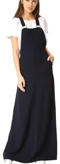 Item - Black Overall Long Casual Maxi Dress Size 6 (S)