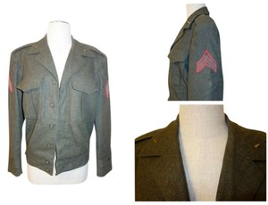 World War II Jackets Military Wwii Military Medals Military Jacket