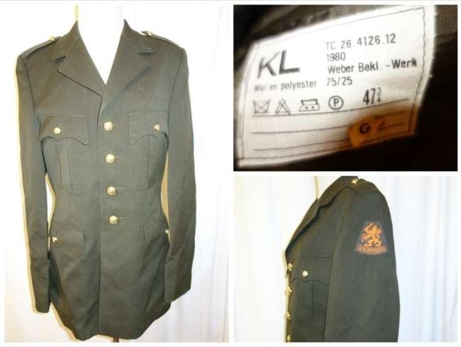 World War II Jackets Medals Military Jacket