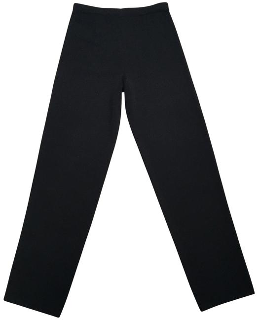Preload https://img-static.tradesy.com/item/26970714/misook-black-high-waisted-pull-on-knit-small-pants-size-6-s-28-0-1-650-650.jpg