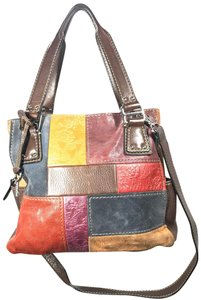 Fossil Tote in mixed