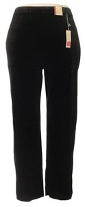 Avenue Relaxed Pants Black