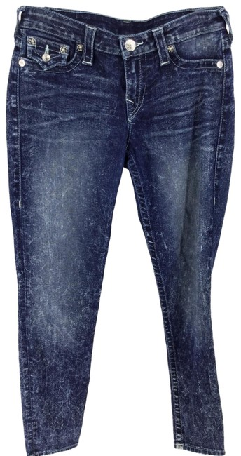 Item - Acid Wash Skinny Jeans Size 8 (M, 29, 30)