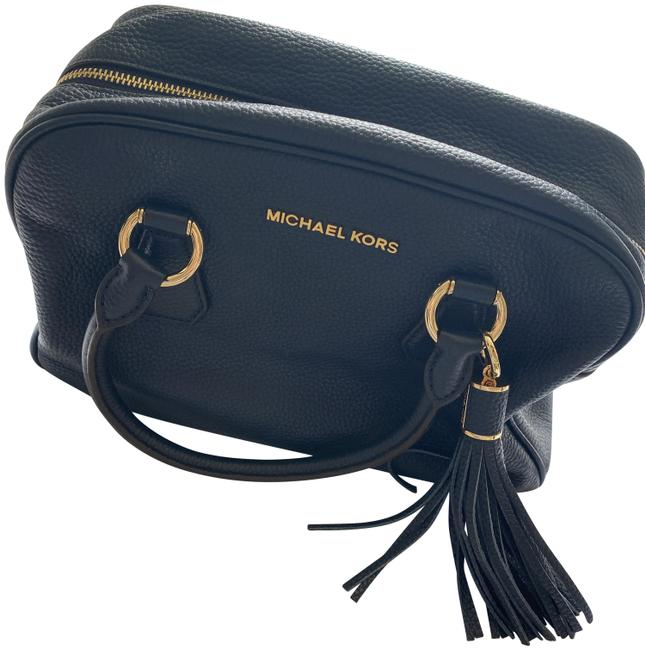 Item - With Sling Midnight Blue Leather Clutch