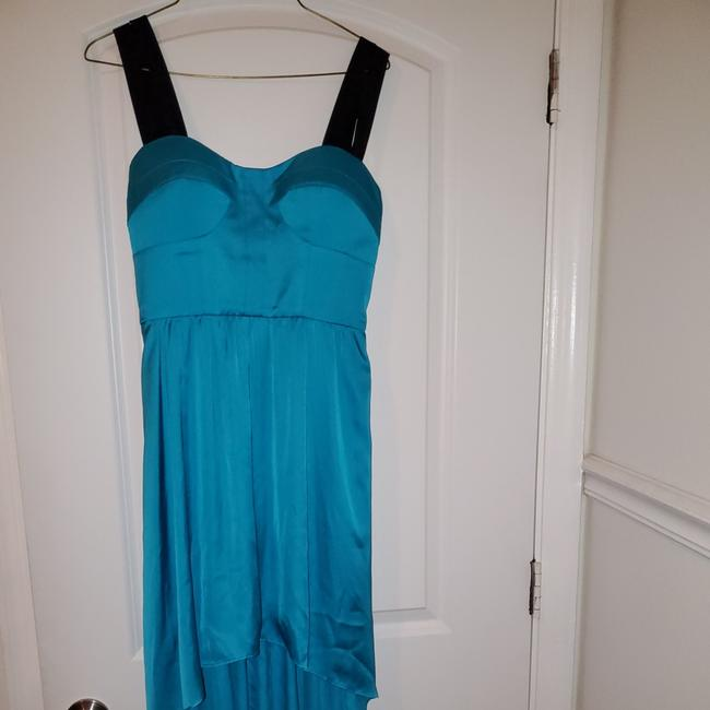 Item - Highlow Mid-length Short Casual Dress Size 4 (S)