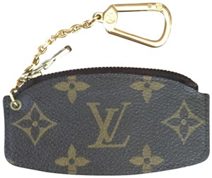 Louis Vuitton Vintage Monogram Key Pouch