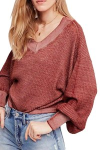 Free People Top cinnamon