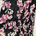 Free People Black Garden Party Long Casual Maxi Dress Size 2 (XS) Free People Black Garden Party Long Casual Maxi Dress Size 2 (XS) Image 5