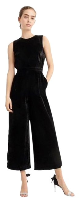 Item - Black Velvet 4p - Great For Holiday Parties An Romper/Jumpsuit