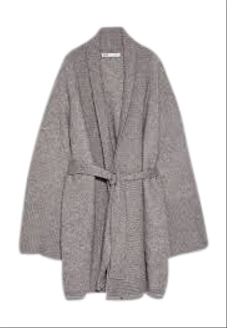 Item - Grey Limited Edition Wool & Yak Jacket Cardigan Size 8 (M)