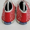 Keds Red White W W/ Polka Dots Lace Up Casual Flats Size US 8 Regular (M, B) Keds Red White W W/ Polka Dots Lace Up Casual Flats Size US 8 Regular (M, B) Image 2