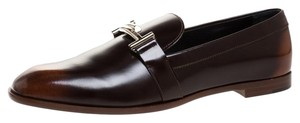 Tod's Leather Brown Flats