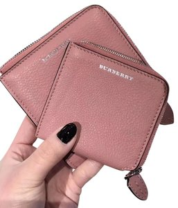 Burberry 2 in 1 wallet with coin purse