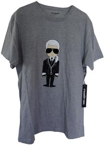 Karl Lagerfeld T Shirt grey,black